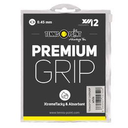 Premium Grip weiß 12er