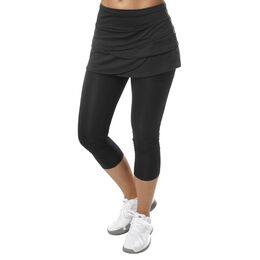 Needle Out Scallop Capri Women