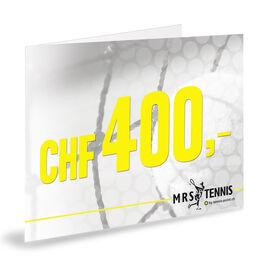 Gutschein 400 CHF