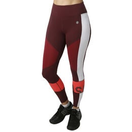 Colorblock Cropped Tight Women