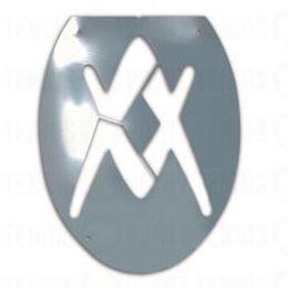 Logo Schablone
