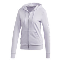 Essential Linear Full-Zip Hoody Women