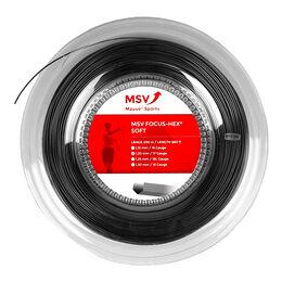 Focus-HEX Soft 200m schwarz