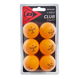 D TT BL 40+ CLUB CHAMP 6 BALL BLISTER ORGR