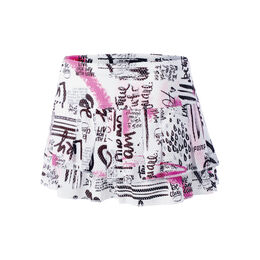 City Graffiti Tier Skirt