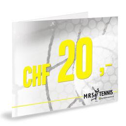 Gutschein 20 CHF