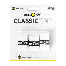 Classic Grip weiß 3er