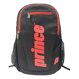 Backpack Bag (Black/Red)
