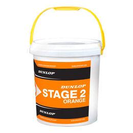 Mini Tennis Stage 2 Orange, 60er plus Eimer (2019)
