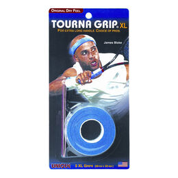 Tourna Grip XL blau 3er