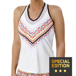 Bedazzled Tank with Bra SMU